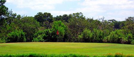 Overview of golf course named Dunedin Stirling Links