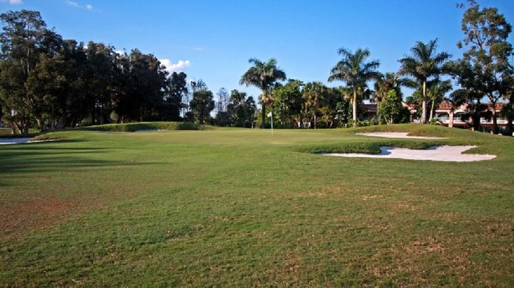 Grand Palms Golf And Country Club Golf Course All