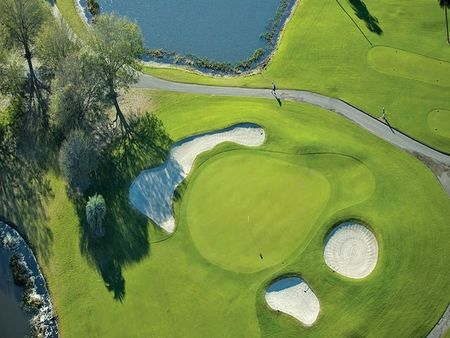 Greens of Manatee Golf Course Cover Picture