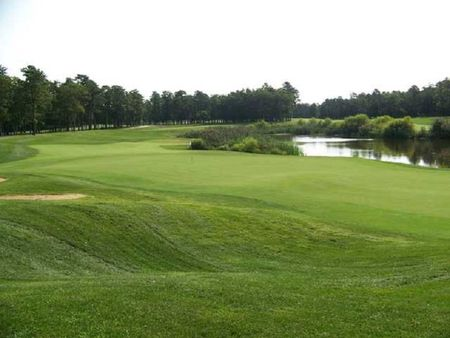 Overview of golf course named Grey Oaks Country Club