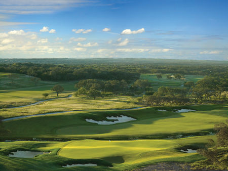 Overview of golf course named Hacienda Hills Golf and Country Club