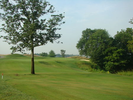 Hidden creek golf club cover picture