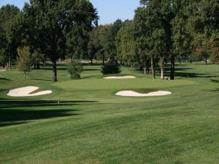 Overview of golf course named Indian Hills Country Club