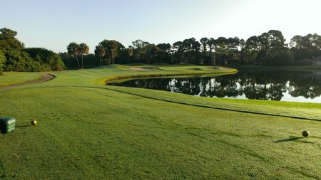 Overview of golf course named Indigo Lakes Golf Club