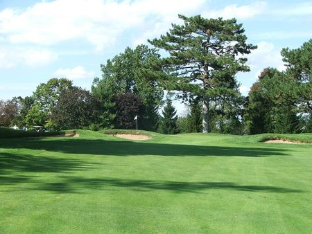 Overview of golf course named Inverrary Country Club