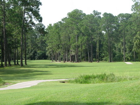 Overview of golf course named Ironwood Golf Course