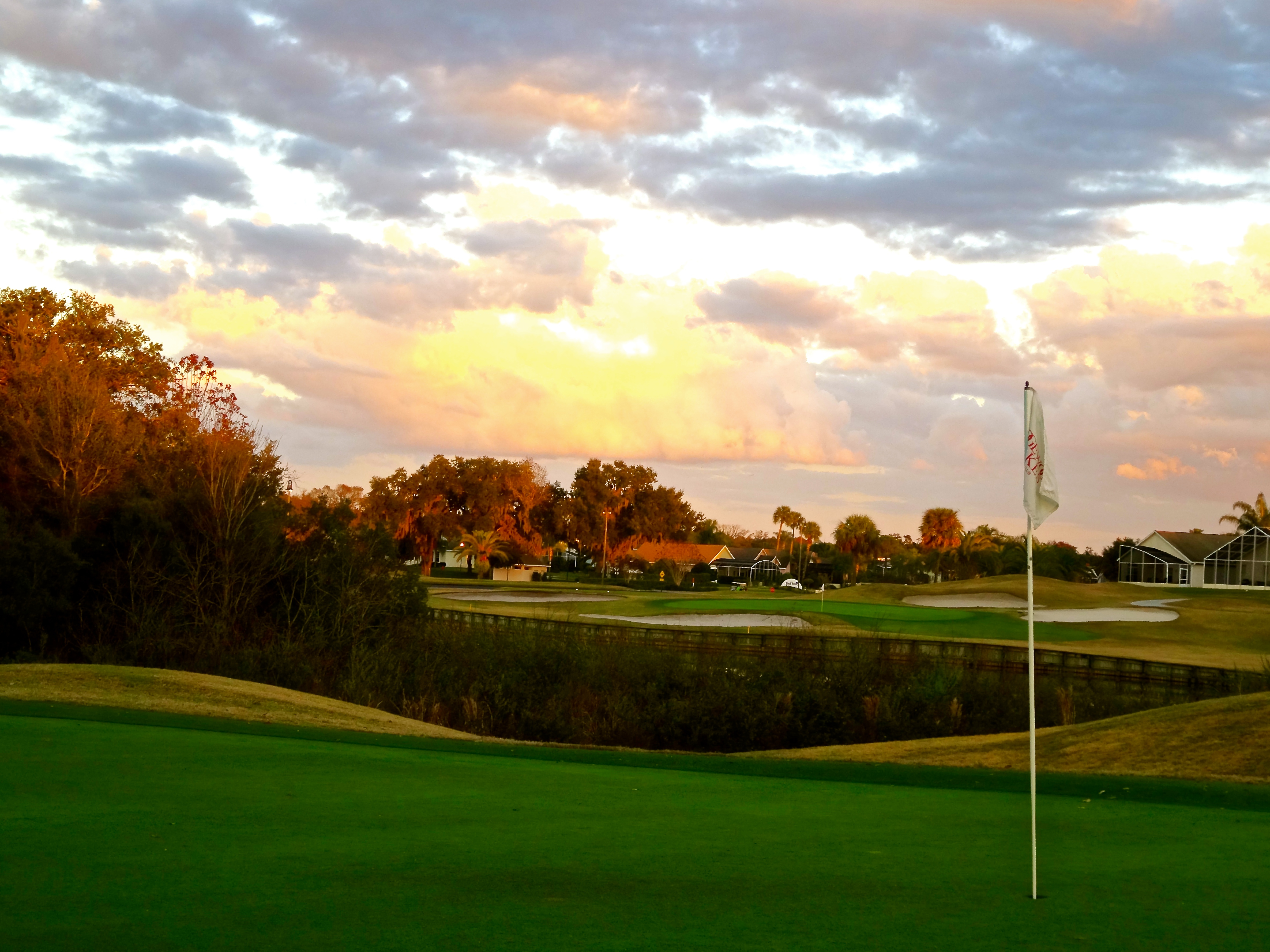 Overview of golf course named Ridgewood Lakes Golf Club