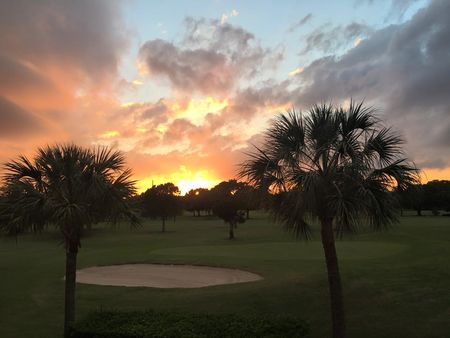 Overview of golf course named Rockledge Country Club