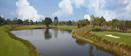 Overview of golf course named Royal Poinciana Golf Club