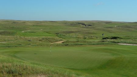 Overview of golf course named Sandhill Golf Course