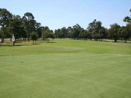 Overview of golf course named Ft. Walton Beach Golf Club