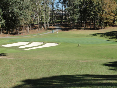 Golden eagle country club cover picture
