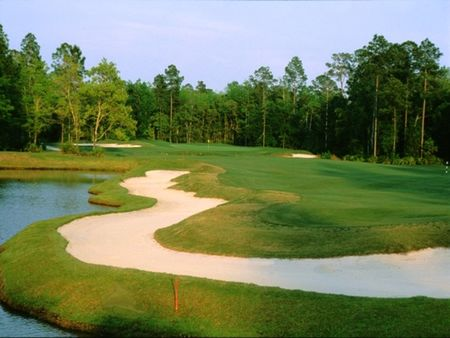 Overview of golf course named Golf Club at Fleming Island Plantation