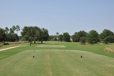 Overview of golf course named Golf Club at South Hampton