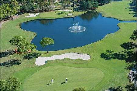 Overview of golf course named Copperhead Golf Club
