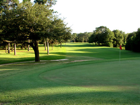 Overview of golf course named Citrus Springs Golf and Country Club