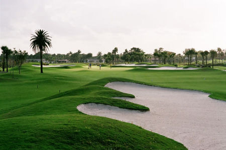 Overview of golf course named City of Lauderhill Golf Course