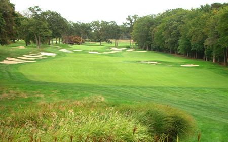 Overview of golf course named Club at Hidden Creek, The