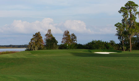 Overview of golf course named Country Club of Winter Haven