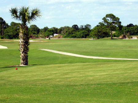 Sebastian municipal golf course cover picture