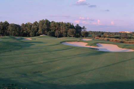 Kings ridge golf club cover picture