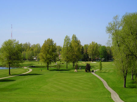 Overview of golf course named Little Pine at Pine Ridge Country Club