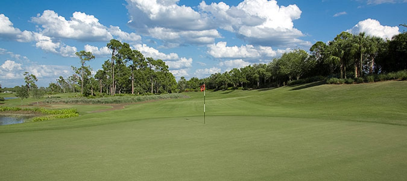 Edgewater Beach Resort Golf Course Map