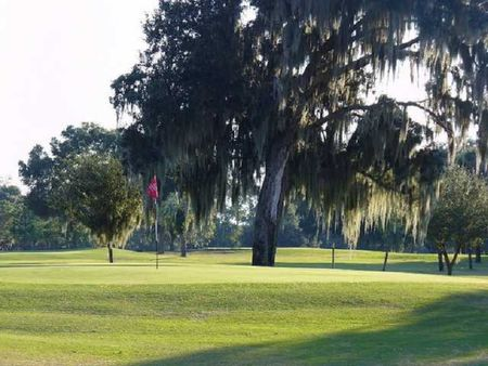 Overview of golf course named Palatka Golf Club
