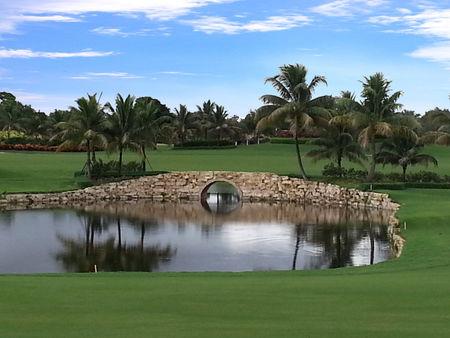 Palm Beach Gardens Golf Club Cover
