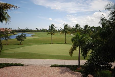 Palm Gardens Golf Course Cover Picture