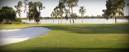 Overview of golf course named Pinecrest Golf Club