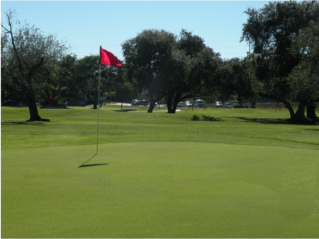 Pinecrest golf course cover picture