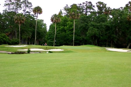 Ponte Vedra Golf and Country Club at Sawgrass Cover Picture