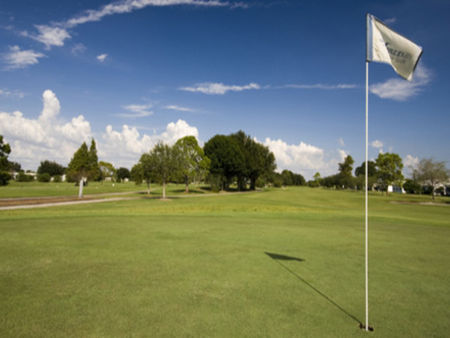 Mainlands golf course cover picture