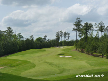 Mallards Landing Golf Course at Melbourne Cover Picture