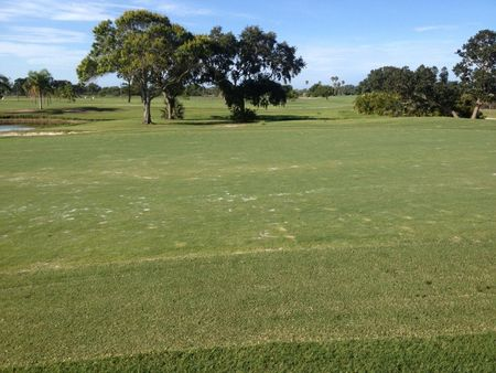 Manatee County Golf Course Cover Picture