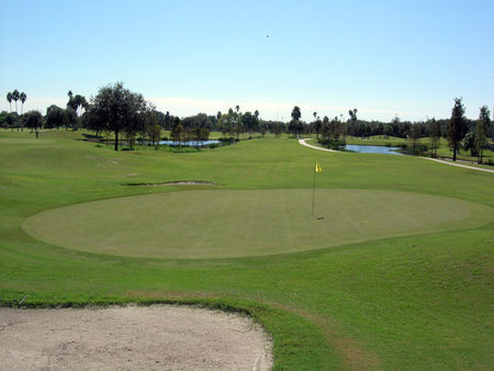 Mangrove Bay Golf Course Cover Picture