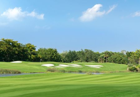 Overview of golf course named Marriott's Marco Island Resort and Golf Club