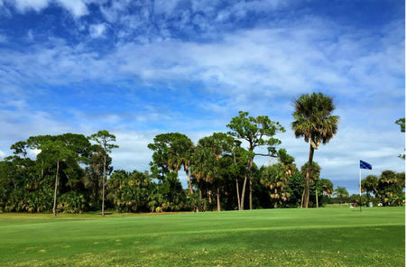 Martin County Golf and Country Club Cover