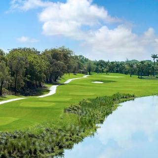Miami beach golf club cover picture