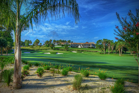 Overview of golf course named Sugar Mill Country Club