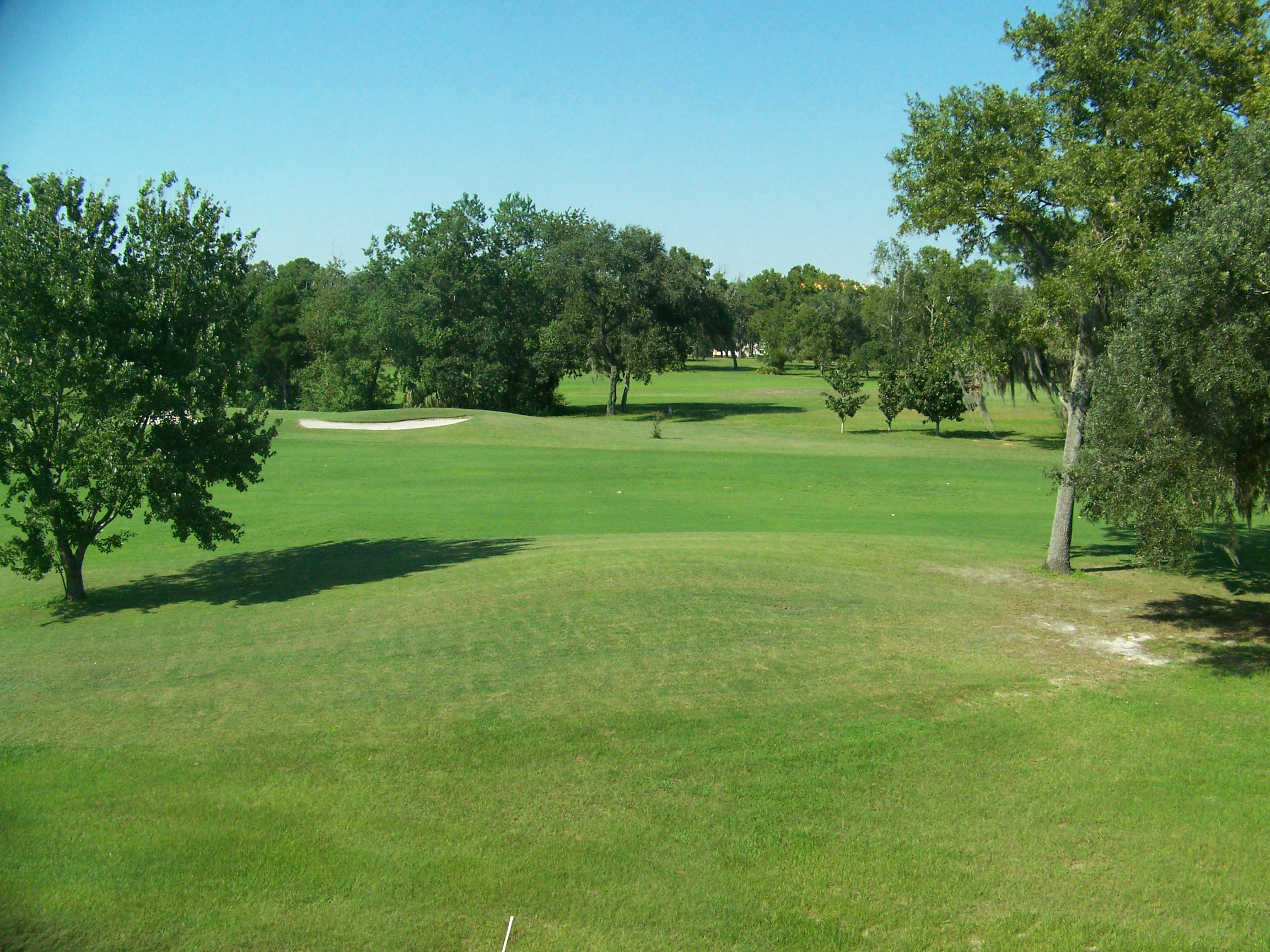 Overview of golf course named Sugarmill Woods Country Club
