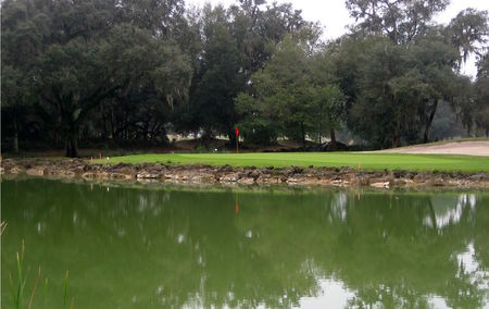 The Spruce Creek Preserve Golf Club Cover Picture