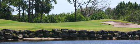 The habitat golf course cover picture