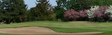 Village Green Golf Course Cover Picture