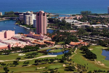 The Boca Country Club Cover Picture