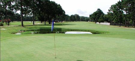 Tanglewood Golf and Country Club Cover Picture