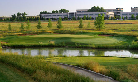 Westminster Golf Club Cover Picture