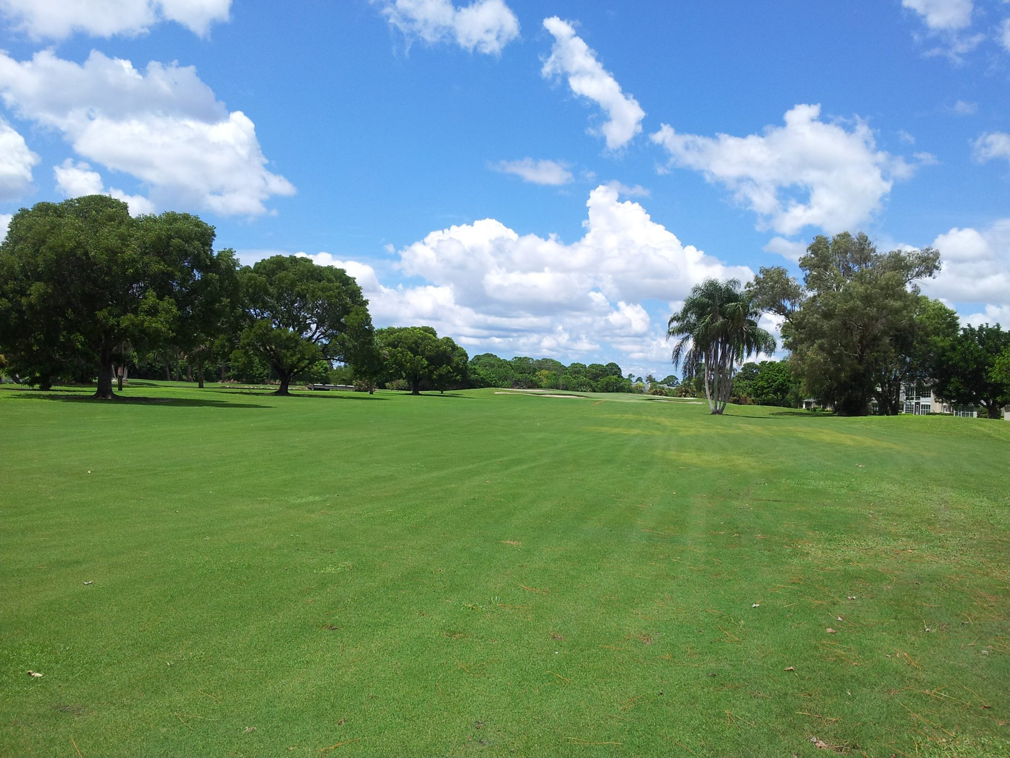 Overview of golf course named Myerlee Country Club