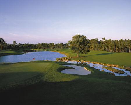 Naples Grande Golf Club Cover Picture
